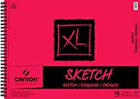 XL Sketch Pad, 18X24 Side Wire by Canson