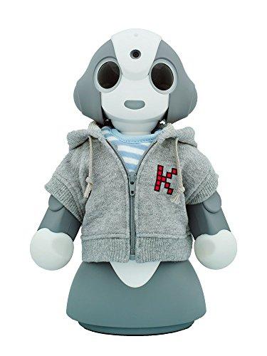見守り支援ロボットKibiro(キビロ)本体オリジナル版(パーカー&Tシャツ)※別途サービス利用料が必要です