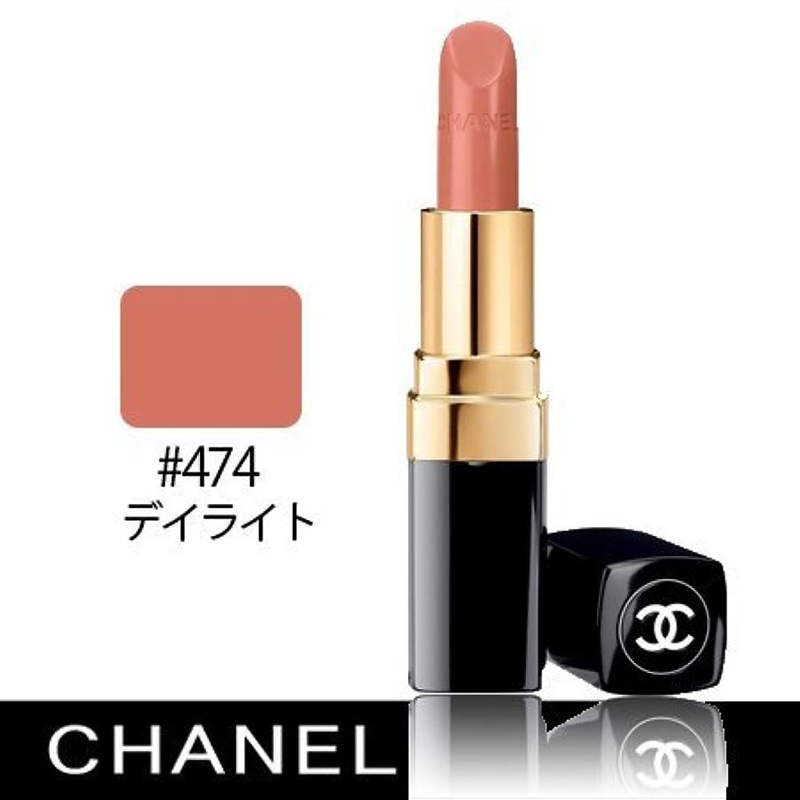 読書研究所行列シャネル ルージュ ココ #474 -CHANEL-