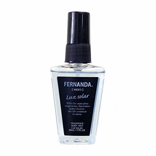 FERNANDA(フェルナンダ) Body Mist For MEN Luz Solar (ボディミスト フォーメン ルーズソーラー)