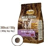 ニュートロ ワイルド レシピ 超小型犬~小型犬用 成犬用 鹿肉 2kg