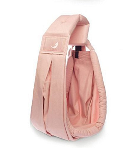 DEZAR 抱っこひも ベビーキャリア 抱っこひも ベビースリング (ピンク)