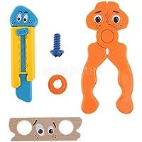 子供用ツールセットおもちゃごっこ遊び子供修理作業ツール教育玩具