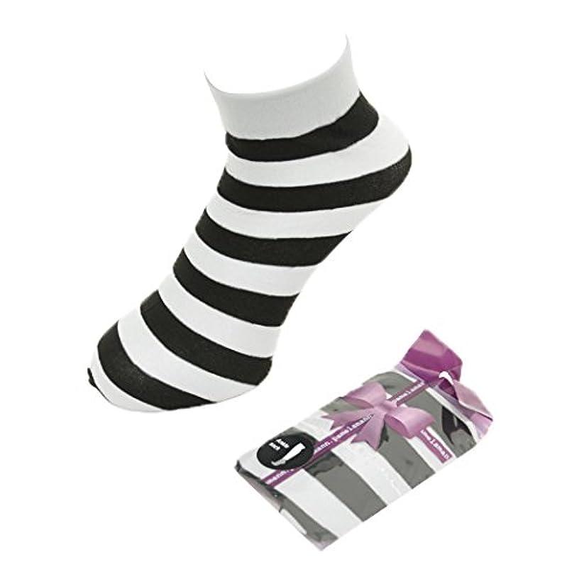放映傀儡歩く(パメラマン) PamelaMann Twickers Ankle Socks[5334400122]