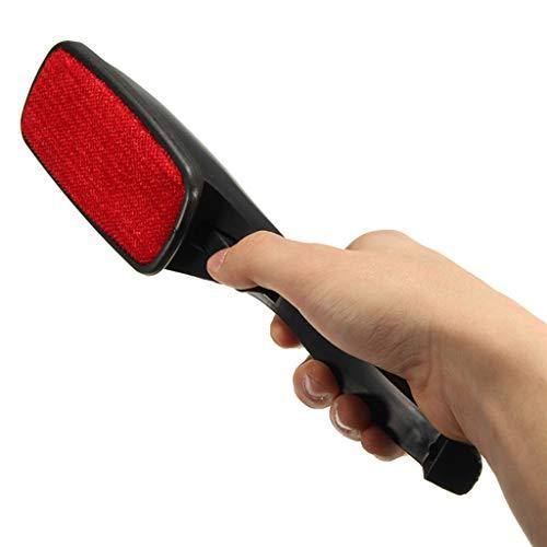 髪の掃除ブラシリントリムーバークリーナー静電気防止魔法の回転...