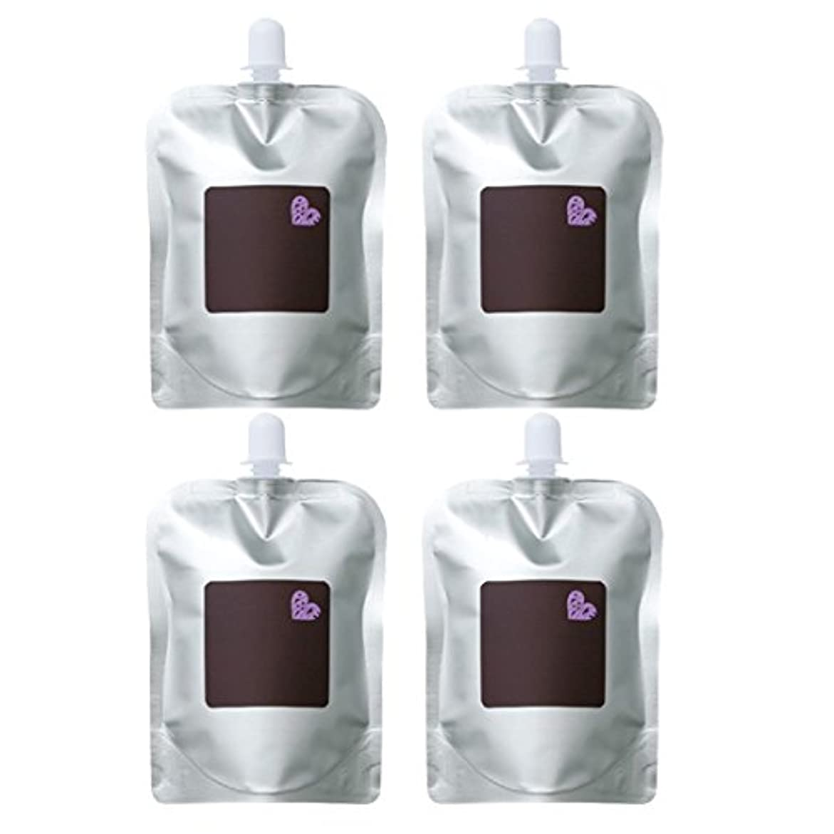 満州用量入浴【X4個セット】 アリミノ ピース バウンシーカール ホイップ 400g 詰替え用