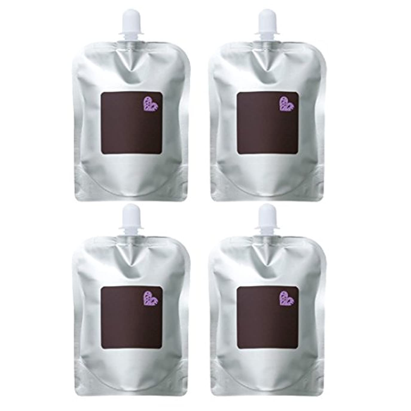 テセウスブレーキ苗【X4個セット】 アリミノ ピース バウンシーカール ホイップ 400g 詰替え用