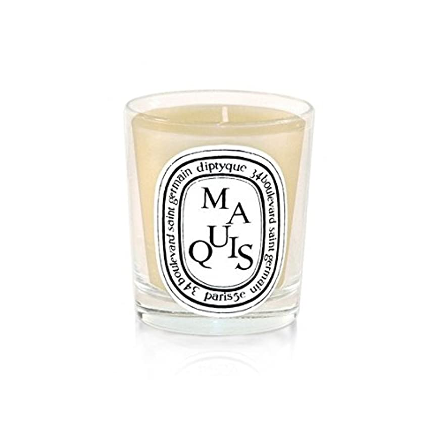 仕事に行く類人猿消防士Diptyque Candle Maquis / Maquis 190g (Pack of 2) - Diptyqueキャンドルマキ/マキ190グラム (x2) [並行輸入品]