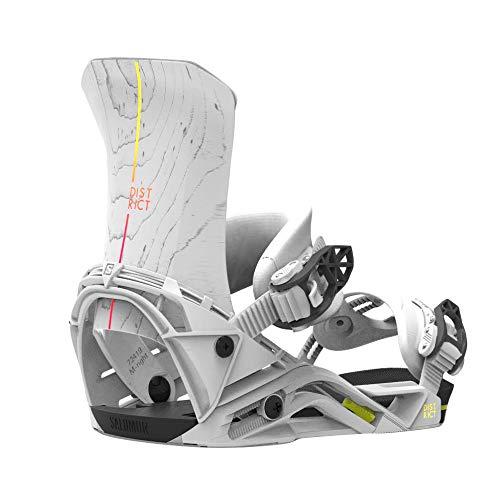 サロモン(SALOMON) スノーボード バインディング メンズ DISTRICT CLASSICKS 2018-19年モデル L40543500