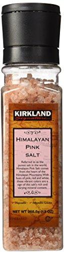 カークランドシグネチャー ヒマラヤピンク岩塩