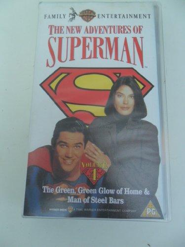 New Adv... Superman Vol. 4 [VHS]