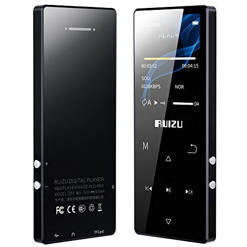 RUIZU  MP3プレーヤー Bluetooth 4.1 デジタルオーディオプレーヤー B07P9DYPL4 1枚目