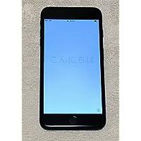 Docomo版 iPhone7 Plus 256GB ジェットブラック MN6Q2J/A 白ロム