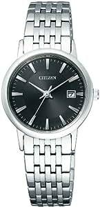 [シチズン]CITIZEN 腕時計 Citizen Collection シチズン コレクション Eco-Drive エコ・ドライブ ペアモデル EW1580-50G レディース