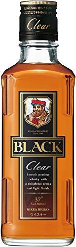 ブラックニッカ クリア 瓶 300ml