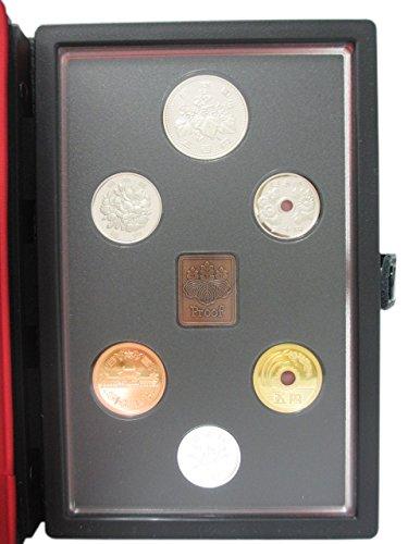 1989年 プルーフ貨幣セット