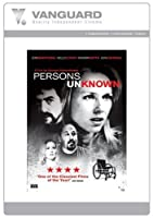 PERSONS UNKNOWN [並行輸入品]