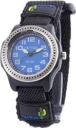 [カクタス]CACTUS キッズ腕時計 ブラック CAC-45-M03 ボーイズ 【正規輸入品】