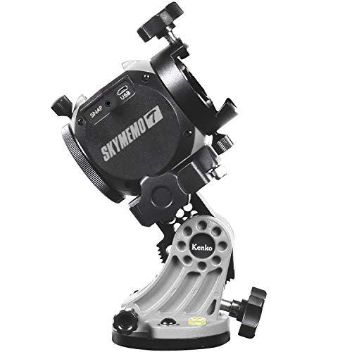 Kenko ポータブル赤道儀 スカイメモT + スカイメモS/T用微動台座セット シルバー