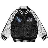 アスナロ(ジャンパー?コート) スカジャン 男の子 ベビー ジャケット 刺繍 ドラゴン 中綿 ジャンパー