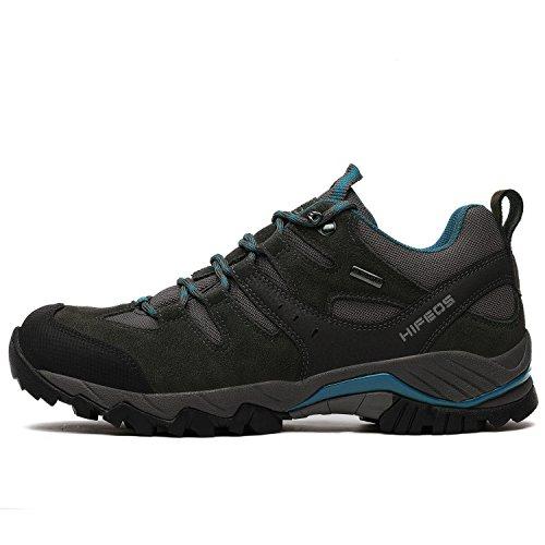 9af21a3b08d6fa [HIFEOS]トレッキングシューズ メンズ レディース 防水 ローカット 登山靴 28.0cmまで 大きいサイズ
