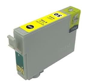 エプソン(EPSON) 互換インクカートリッジ ICY50(イエロー)