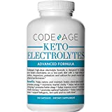 Code Age Keto Electrolyte Capsules - 180 Count