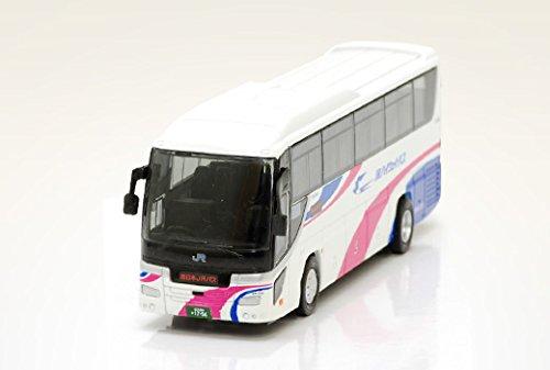 フェイスフルバス(1/80ダイキャストスケールモデル)西日本JRバス ネットにてご購入のお客様にオリジナルカードプレゼント(数量限定)