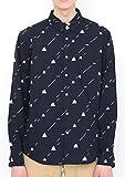 ポケモンセンターオリジナル graniph ロングスリーブシャツ ディグダ&ダグトリオ ストライプ S