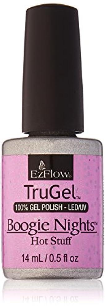 歩き回るにやにや好奇心盛EzFlow TruGel Gel Polish - Hot Stuff - 0.5oz / 14ml