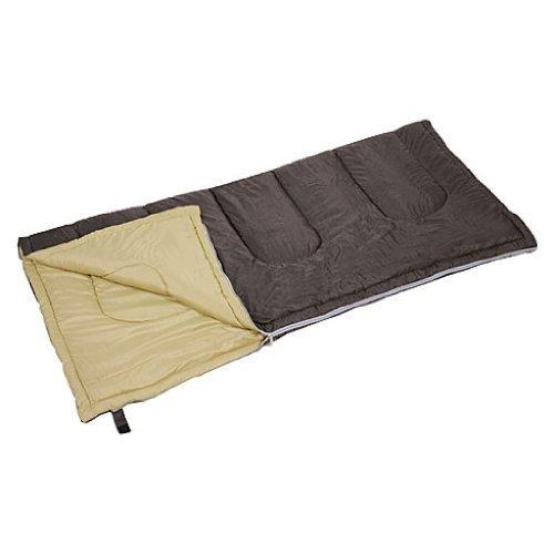 キャプテンスタッグ 寝袋 封筒型 シュラフ フェレール 1200 [最低使用温度7度]M-3475
