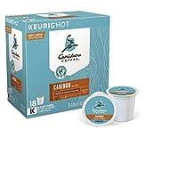 Caribou Coffee Caribou Blend Medium Roast Coffee Keurig K-Cup カリブーコーヒーカリブーブレンドミディアムローストコーヒー Kカップ 18 杯分 [並行輸入品]