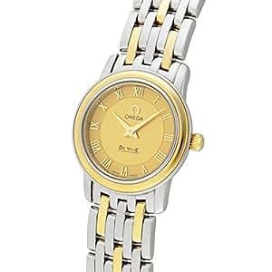 OMEGA オメガ 腕時計 デ・ビルプレステージ レディース 4370.12 [並行輸入品]