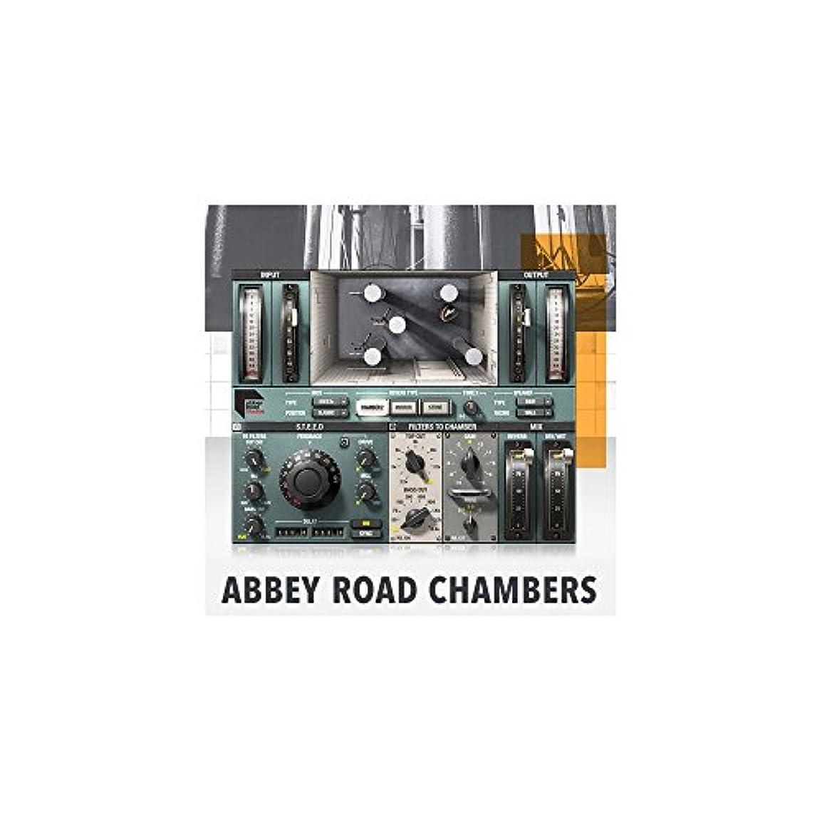 パズル有効なアカデミーWAVES Abbey Road Chambers プラグインソフト 【ダウンロード版】 ウェーブス