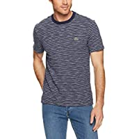 Lacoste Men's Jacquard Stripe T-Shirt