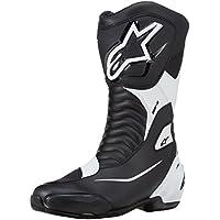 alpinestars(アルパインスターズ) バイクブーツ ブラック/ホワイト (EUR 44/28.5cm) SMX-Sブーツ 1691470144