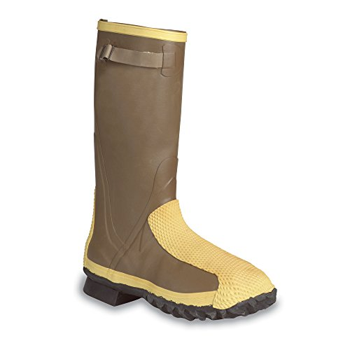 Honeywell Safety 2169-8 Ranger Flex-Guard Safety Hi Pac for Men's, Size-8, Olive by Honeywell