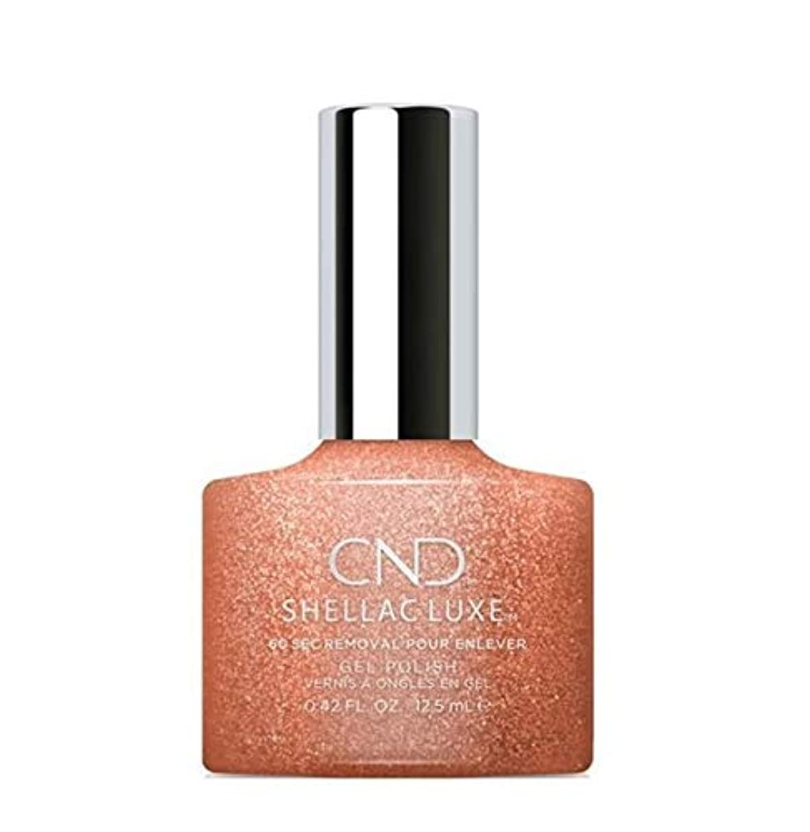 教同盟葉を拾うCND Shellac Luxe - Chandelier - 12.5 ml / 0.42 oz