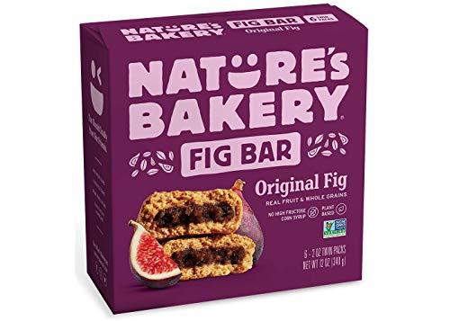 Nature's Bakery original Fig ネイチャーズベーカリーオリジナルフィグバー340g [並行輸入品]