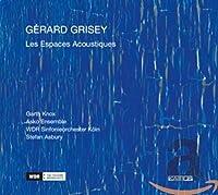 ジェラール・グリゼー:音響の空間[2枚組]