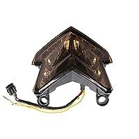 Z125PRO Z800 LEDテールランプ ウインカー機能内蔵 LEDライト 純正適合 リアフェンダー カスタムパーツ