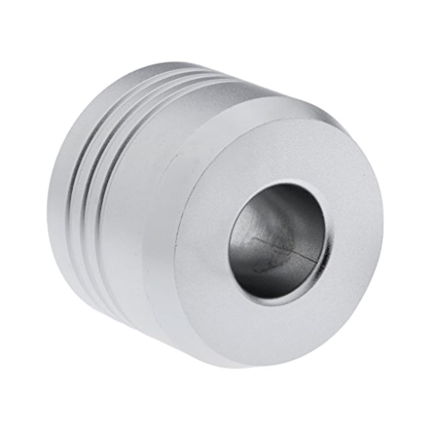 パイボア立場カミソリスタンド スタンド シェービング カミソリ ホルダー ベース サポート 調節可 メンズ 男性 プレゼント 2色選べ - 銀