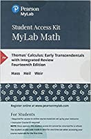 MyLab Math with Pearson eText - Standalone Access Card - for Calculus: Early Transcendentals (3rd Edition)【洋書】 [並行輸入品]