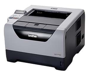 ブラザー工業 A4モノクロレーザープリンター JUSTIO 30PPM/両面印刷/有線LAN HL-5380DN