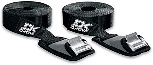 DAKINE(ダカイン) [カー用品] キャリア ストラップベルト 12' (2個 1セット)[ AJ237-974 / B TIE STRAPS12' ] サーフィン 車 持ち運び AJ237-974 BLK_ブラック F