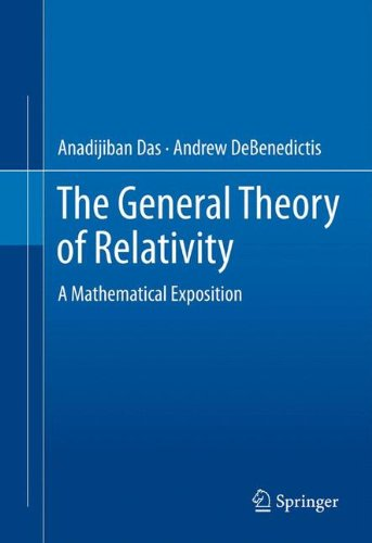 Download The General Theory of Relativity: A Mathematical Exposition 1461436575