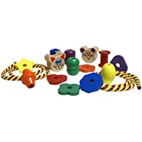 Holgate HZ1018 Lacing Beads and Shapes Set