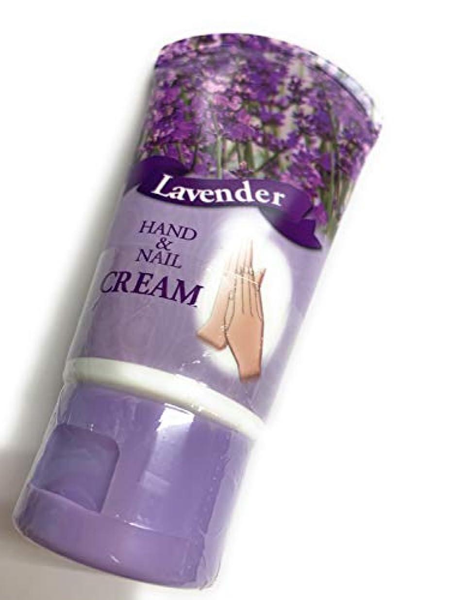 障害者セント急速なラベンダーの香り?Lavender ハンド&ネイルクリーム