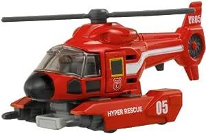 トミカ ハイパーレスキュー HR05 機動救助ヘリ (2009)