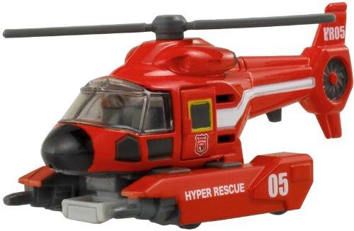 トミカ ハイパーレスキュー HR05 機動救助ヘリ